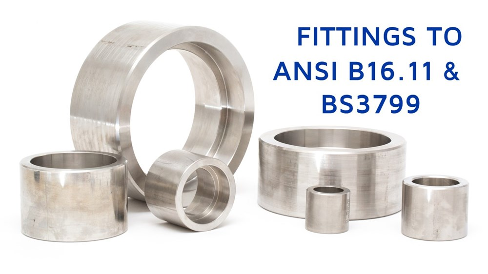 Fittings to ANSI B16.11